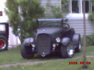 roadster rat rod 1932