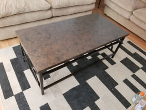 Side tables and coffee table set