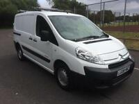 2008 Citroen Dispatch 1.6HDi COMPLETE WITH M.O.T AND WARRANTY NO V.A.T