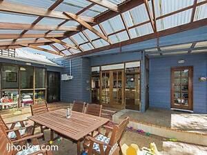 Jarrah outdoor setting 6 seater East Victoria Park Victoria Park Area Preview