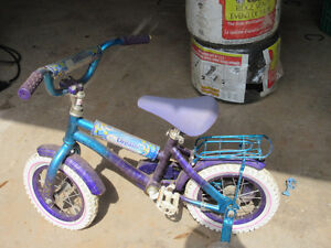 "Girls 12"" Bike for sale"
