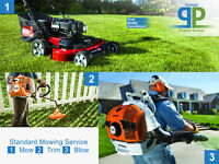 Lawn Mowing Service - Trusted Professionals -14 Years of Service