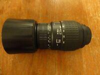 Sigma 70-300mm f4-5.6 DL Macro Super for Nikon SLR & DSLR