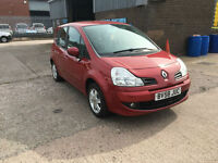 2008 58 Renault GRAND MODUS 1.6 VVT AUTOMATIC DYNAMIQUE,ONLY 32000 MILES,