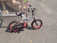 "14"" Kids Bike -Like New"
