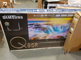 Samsung 55 inch Q85R qled 4K smart new boxed tv