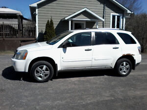 2006 Chevrolet Equinox Mags Camionnette