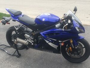 2008 YAMAHA R6 - Low Mileage & Mint Condition