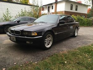 2001 BMW 750 IL Berline