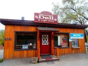 Coffeehouse/Deli/Bistro for sale
