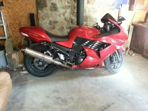 2006 ZX14 ninja(experienced riders only)