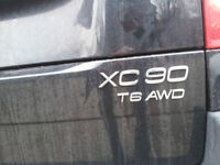 2004 Volvo XC90,T6, AWD, 3.2L V6 ( e-tested and safety)
