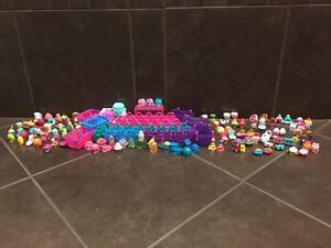 Lot de 119 Shopkins