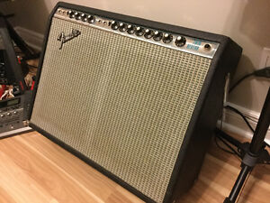 1973 Fender Twin Reverb (Silverface)