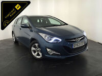 2013 63 HYUNDAI I40 ACTIVE BLUE DRIVE CRDI 1 OWNER SERVICE HISTORY FINANCE PX