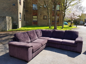 Corner sofa bed *Sold *