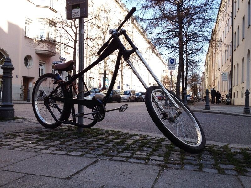 chopper bicycle by bbto - photo #15