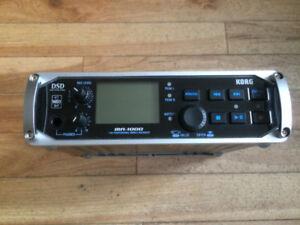 Korg MR1000 - DSD & WAV Portable Recorder