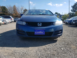 2011 Honda Civic Coupe Manual