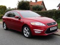 2014 Ford Mondeo 2.0 TDCi 140 TITANIUM X BUSINESS EDITION 5DR TURBO DIESEL ES...