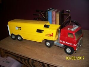 Old Ertl Toy Trucks