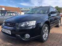 Subaru Outback 3.0 ( 243bhp ) ( lth ) ( Sat Nav ) auto Rn