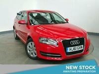 2011 AUDI A3 2.0 TDI [Start Stop] GBP30 Tax AirCon 16in Alloys