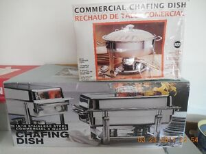 Commercial Chafing Dishes