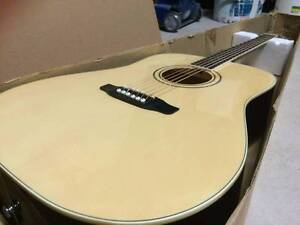 BRAND NEW Essex Acoustic Guitar. (LEFT-Handed) Birrong Bankstown Area Preview