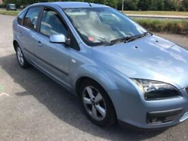 Ford Focus 5 door family car 1.6 petrol 56 reg