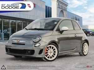 2012 Fiat 500 Abarth  JUST ARRIVED