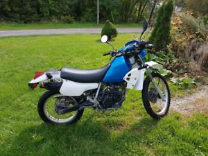 Kawasaki 250 enduro  1990