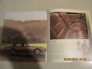 1978 Cadillac Spec Booklet (16 pages) Sarnia Sarnia Area image 4