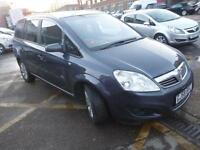 Vauxhall Zafira Breeze Plus CDTi DIESEL MANUAL 2008/58