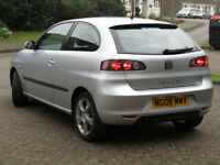 **REDUCED**Seat Ibiza 1.9TDI 100 Special Edition DAB**DIESEL**FSH**LOW MILES**