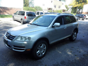 2007 Volkswagen Touareg SUV, Crossover, For sale or trade