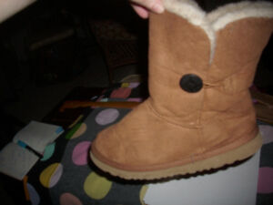 Ugg Style Boots size 9