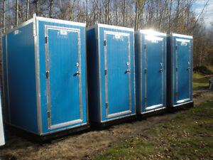Portable heated / Air conditioned Washrooms / Showers Regina Regina Area image 2