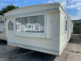 CHEAP DOUBLE GLAZED STATIC CARAVAN FOR SALE OFF SITE *NOT SITED* 36FT X 12FT