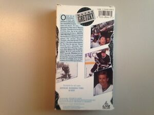 Wayne Gretzky VHS Above and Beyond London Ontario image 2