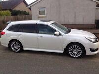 Subaru Legacy 2.0 SE Estate 2012 55000miles