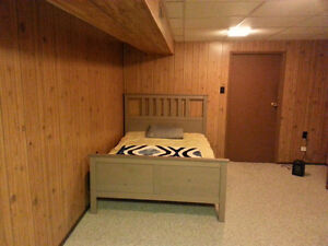 Beautiful & spacious basement for rent - All utilities included!
