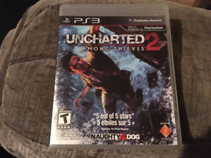 Jeu PS3 Uncharted 2 (among thieves)