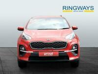 2021 Kia Sportage 1.6 GDi ISG 2 5dr Estate Petrol Manual
