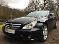 INCREDIBLE MERCEDES BENZ CLS55 AMG KOMPRESSOR 5.5 V8 SUPERCHARGED