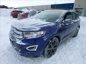 2015 Ford Edge Sport AWD Leather Navigation Double Sunroof