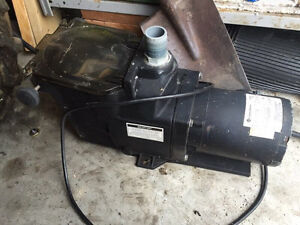 Pool pump for sale 1 horse