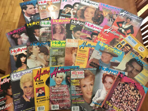 Hollywood Studio magazine années 70-90