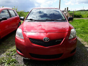 2012 Toyota Yaris Base Berline
