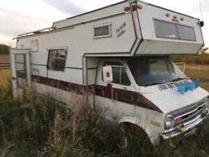 RV for parts for free
